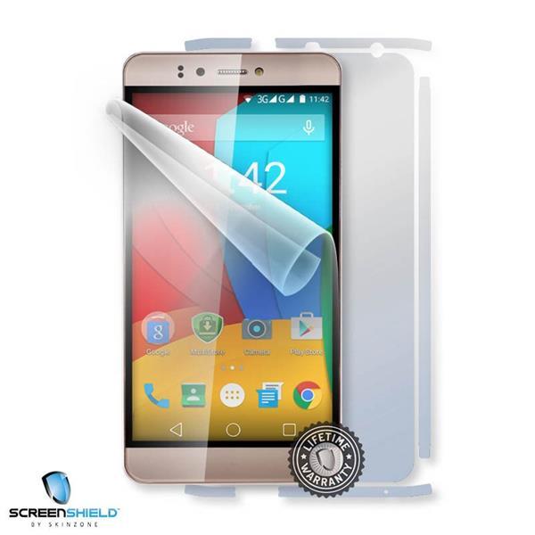ScreenShield Prestigio PSP 7530 DUO Muze A7 - Film for display + body protection