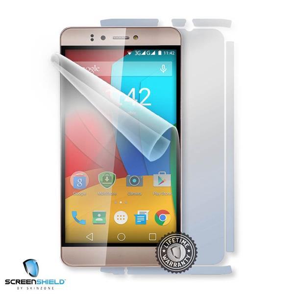 ScreenShield Prestigio PSP 5502 DUO MUZE A5 - Film for display + body protection