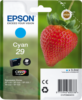 Epson atrament XP-332 cyan L