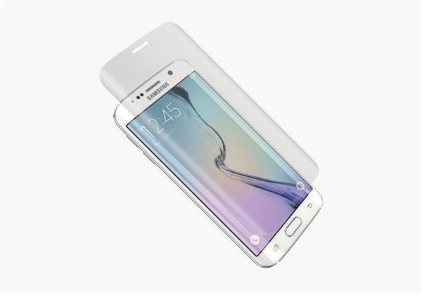 Cygnett ochrana displeja FlexiCurve so zakrivenými okrajmi Tempered Glass pre Samsung Galaxy S6 Edge+