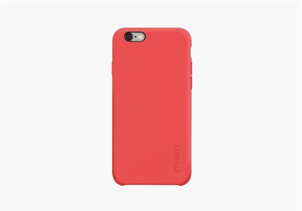 Cygnett obal Flex360 pre iPhone 6/6S, silikónový, červený