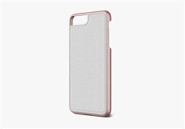 Cygnett obal UrbanShield Rose Gold Aluminium pre iPhone 7/8 Plus, z brúseného hliníka, ružovo - zlatý