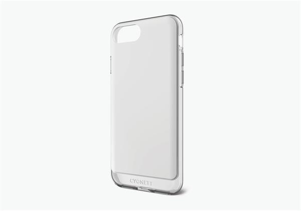 Cygnett obal AeroShield pre iPhone 7/8 Plus, biely, priehľadný