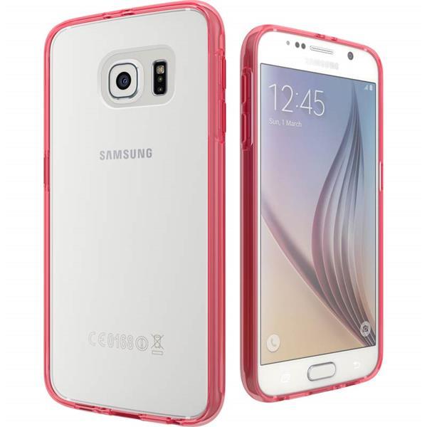 Cygnett obal AeroSlim pre Samsung Galaxy S6, červený