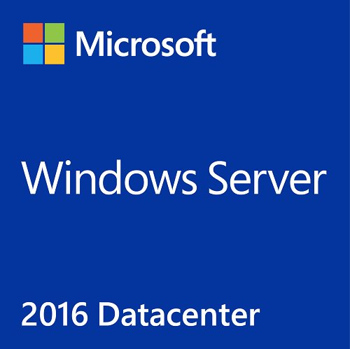 OEM WINDOWS SERVER DATACENTER 2016 64B 16 CORE 1PK EN