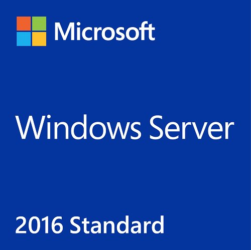 OEM WINDOWS SERVER STANDART 2016 64B 16 CORE 1PK CZ