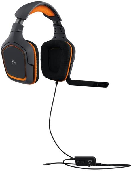 Logitech® G231 Prodigy Gaming Headset - ANALOG - EMEA