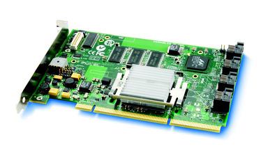 Intel® SRCS28X (Stockton) SATA II RAID 8 channel + 128MB