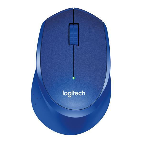 Logitech® Logitech Silent Plus M330, blue