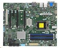 Supermicro X11SAT 1xLGA1151, iC236,DDR4,8xSATA3,3x PCI-E 3.0 x1 2xGLAN IPMI
