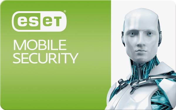 BOX ESET Mobile Security pre Android 1 zariadenie / 2 roky
