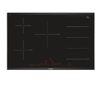 BOSCH_80cm, skloker.HighSpeed, 5x indukčná zóna, komfort profil, DirectSelectPremium, Timer