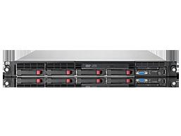 HP ProLiant DL360 G9 E5-2620v4 1x16GB 2x300GB P440ar/2G 8SFF DVDRW 500W 1U Rack