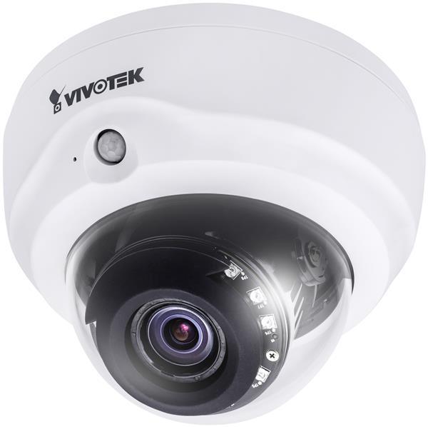 VIVOTEK FD816BA-HT IP kamera (1920*1080 - 30 sn/s, 2,8-12mm, IR, PoE, WDR, PIR, slot na MicroSD kartu)