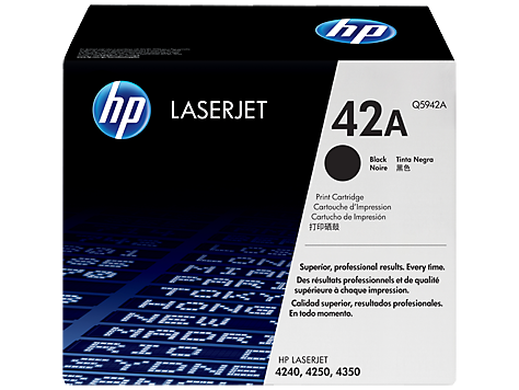 HP Toner Cartridge for HP LaserJet 4250/4350 (10.000)
