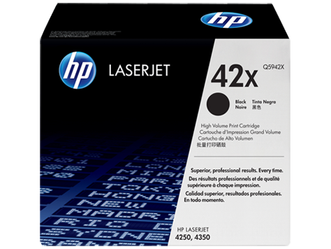 HP Toner for HP LaserJet 4250/4350, (20.000) High Capacity