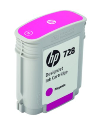 F9J62A HP 728 40-ml Magenta DesignJet Ink Cartridge