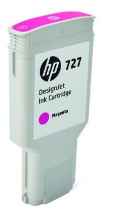 F9J77A HP 727 300-ml Magenta DesignJet Ink Cartridge