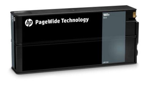 L0R16A Originálna čierna kazeta HP 981Y PageWide s mimoriadne vysokou výťažnosťou