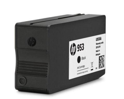 L0S58AE Čierna atramentová náplň HP 953