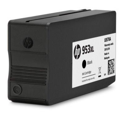 L0S70AE Čierna veľká atramentová náplň HP 953XL