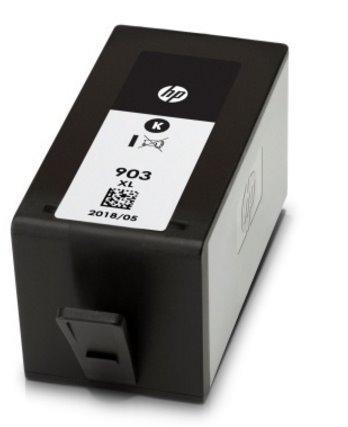 T6M15AE Čierna veľká atramentová náplň HP 903XL