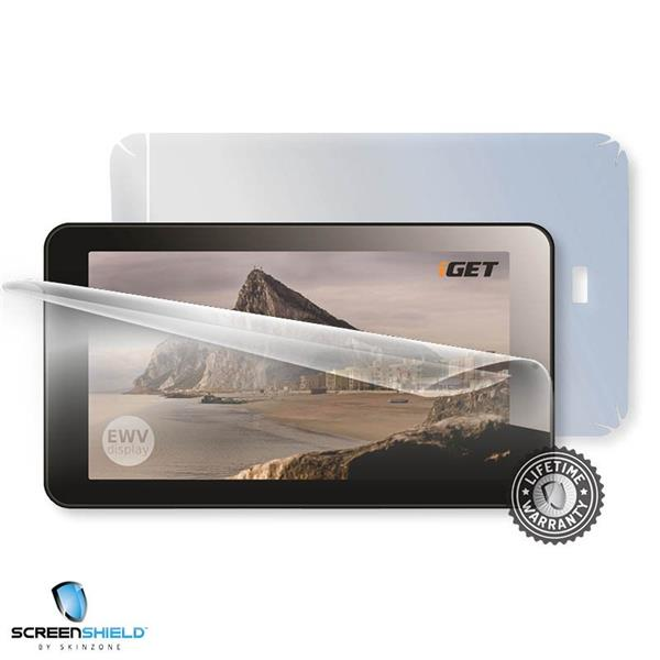 ScreenShield iGET Smart S70 - Film for display + body protection
