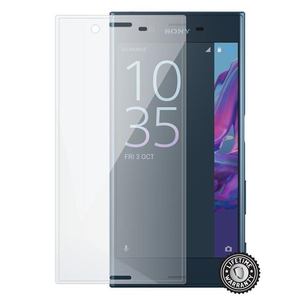 Screenshield Tempered Glass protection Sony Xperia XZ (3D full round) - Film for display protection