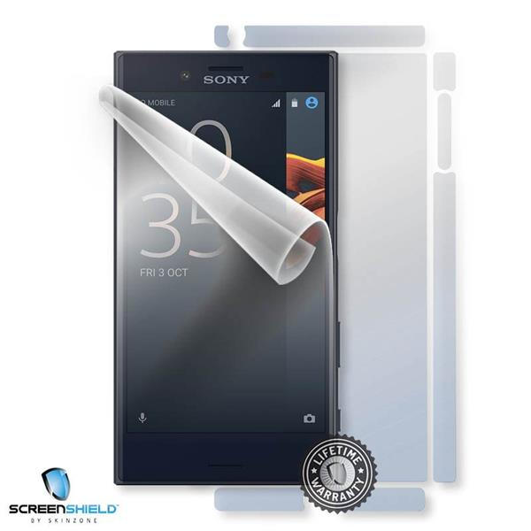 ScreenShield Sony Sony Xperia X Compact F5321 - Film for display + body protection