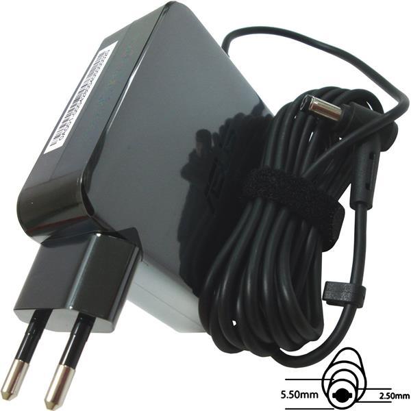 ASUS AC NAPÁJACÍ ADAPTÉR 65W 19V 2pin 5,5x2,5mm s EU plug