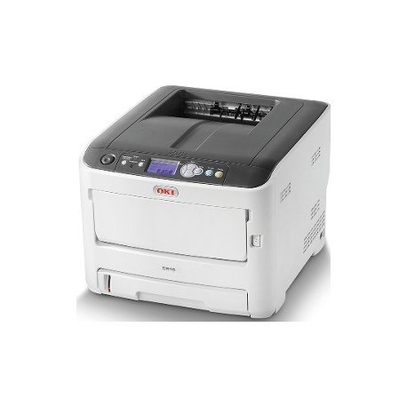 OKI C612n farebna laser. tlaciaren A4 36-34str/min, USB, NET
