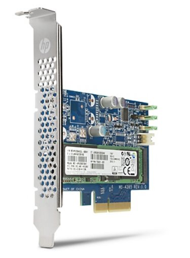 HP Z TurboDrive G2 256GB TLC PCIe SSD