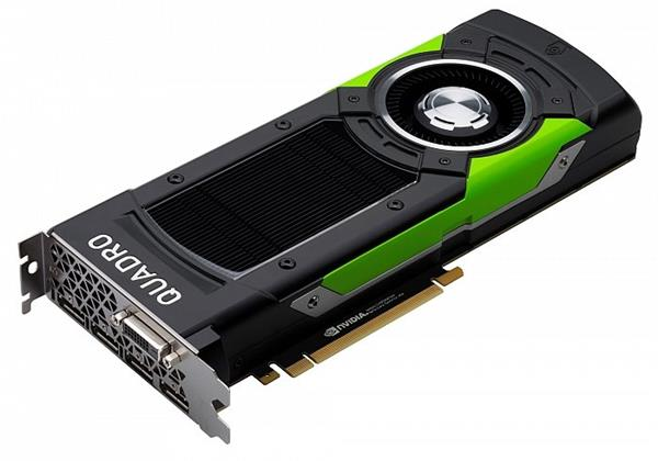 Grafická karta NVIDIA Quadro P6000 24GB Graphics