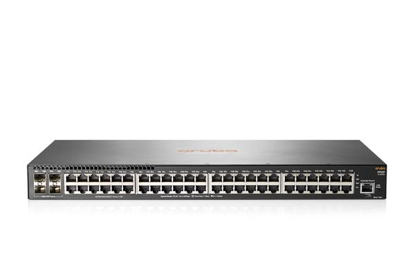 Aruba 2930F 48G 4SFP Switch