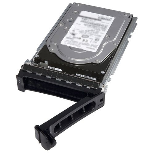 2TB 7.2K RPM NLSAS 12Gbps 512n 2.5in Hot-plug Hard Drive,3.5 in HYB CARR, Cus Kit