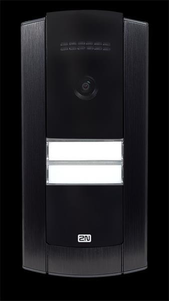 2N Helios IP Base s kamerou, černý rám