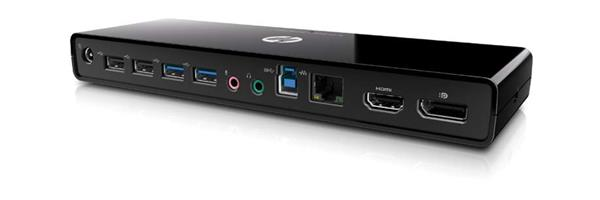 HP 3005pr USB3 Port Replicator (usb/usb-c)