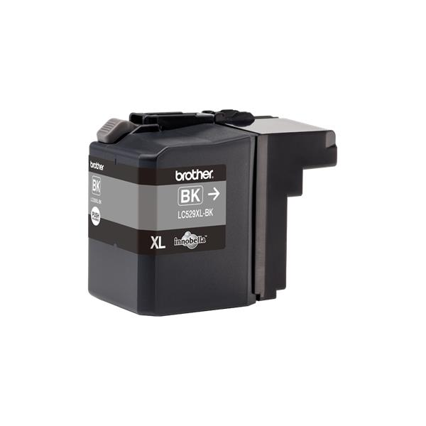 BROTHER LC-529XLBK, black (DCP-J100/DCP-J105/MFC-J200) 2400 strán