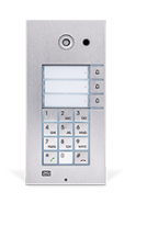 2N® Analog Vario Základní modul, 3x1 tlačítko + klávesnice