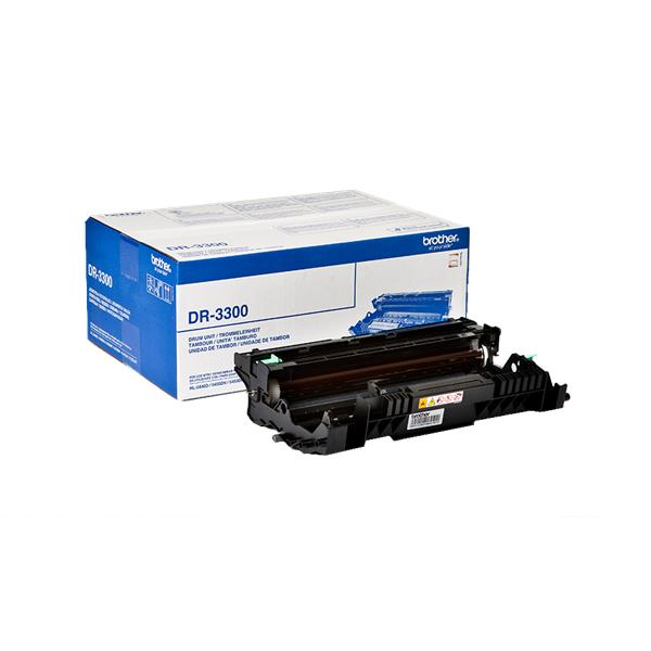 BROTHER DR-3300 valec (HL-5440D/5450DN/5470DW/6180DW, DCP-8110DN/8250DN, MFC-8510DN/8520DN/8950DW)