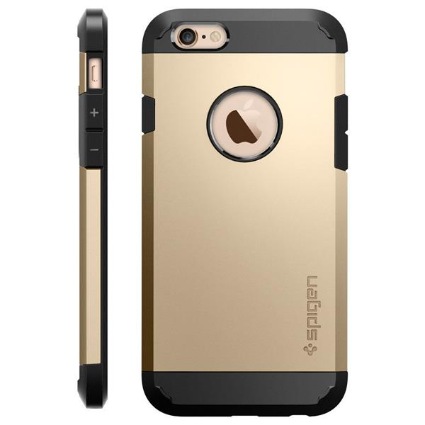 Spigen Tough Armor for iPhone 6/6s champagne gold