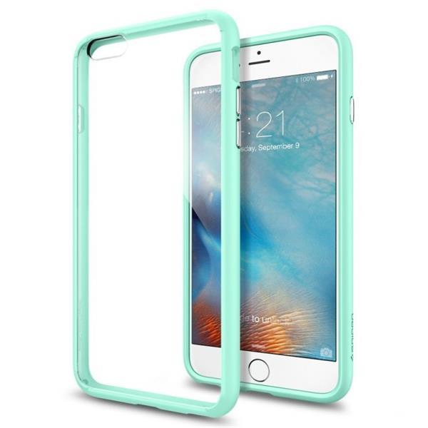 Spigen Ultra Hybrid for iPhone 6 Plus/6s Plus mint