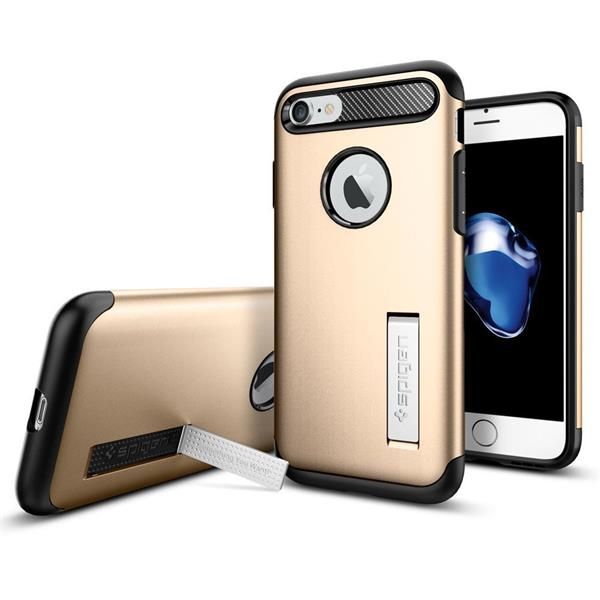 Spigen Slim Armor for iPhone 7 champagne gold