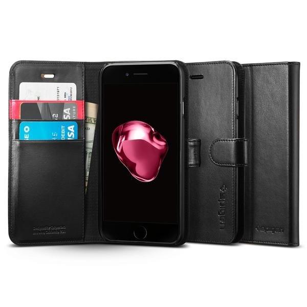 Spigen Wallet S for iPhone 7 Plus black
