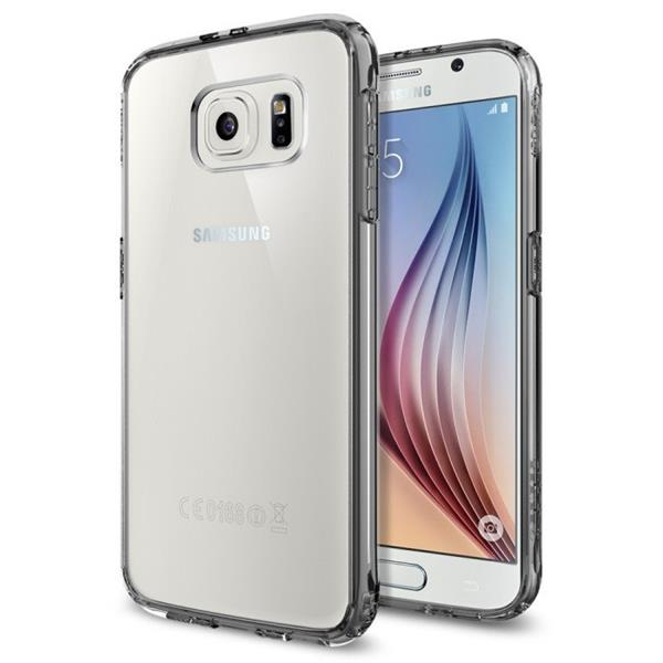 Spigen Ultra Hybrid for Galaxy S6 smokey black