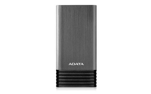 A-DATA Power Bank X7000, 7000mAh, titánový