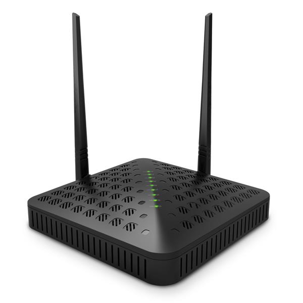 Tenda FH1201 Wireless-AC router 1200Mbps (3x LAN, 1x WAN), 2x5dbi fix.ant, HiPower, UniRepeater