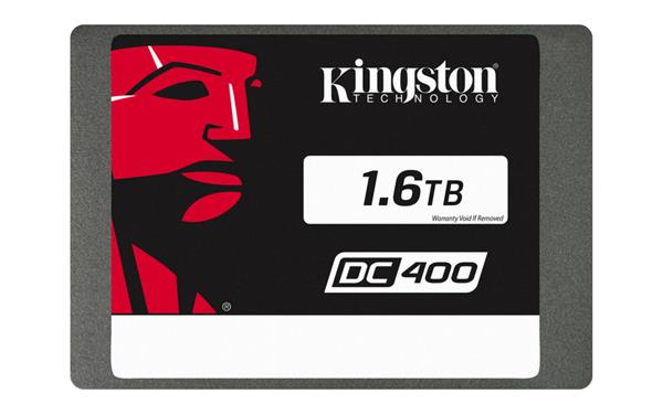 Kingston 1600GB SSDNow DC400 Series SATA3, 2.5