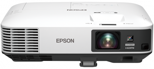 Epson projektor EB-2165W, 3LCD, WXGA, 5500ANSI, 15000:1, USB, HDMI, LAN, MHL, WiFi