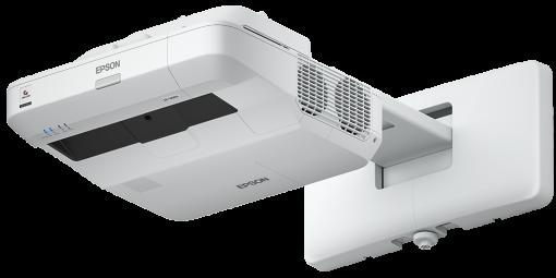 Epson projektor EB-1440Ui, 3LCD, WUXGA, 3800ANSI, 16000:1, USB, HDMI, LAN, MHL, WiFi - upltra short